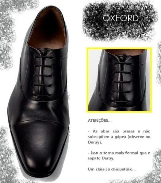 3e821300f5 Moda masculina  como comprar sapato oxford  - Amo Sapatos