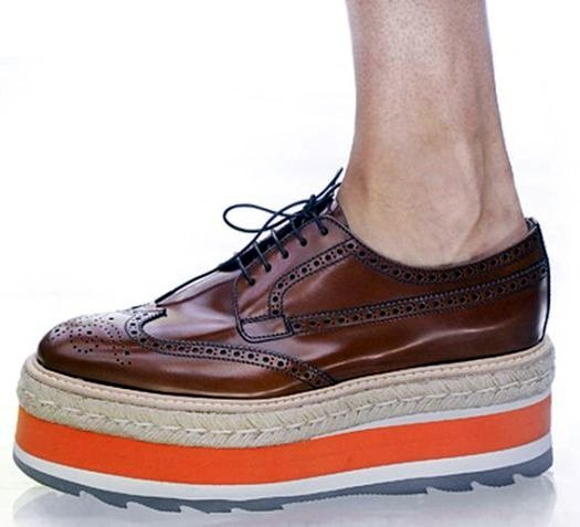 Brogue Prada