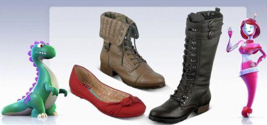 Bottero: Sapatos da novela morde e assopra