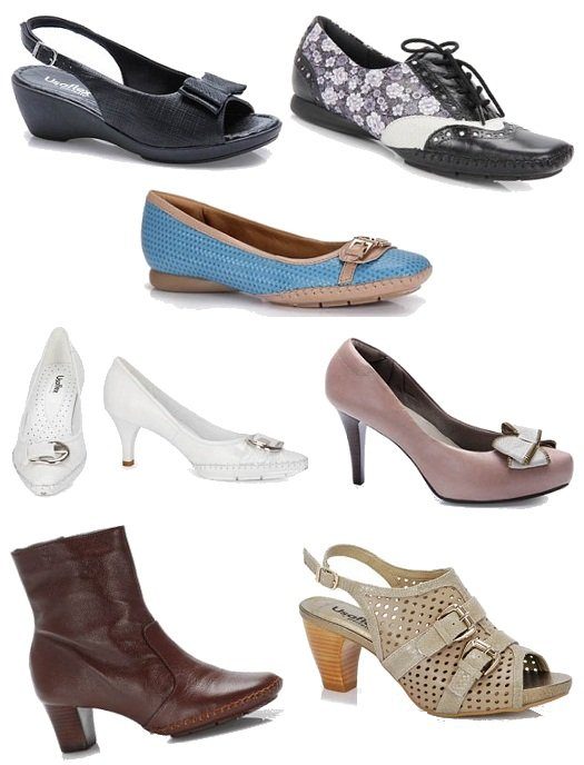64b966ce607 Sapatos Usaflex - Amo Sapatos