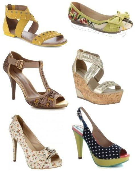 ef27df0723 Carmen Steffens moda primavera verão 2012 - Amo Sapatos