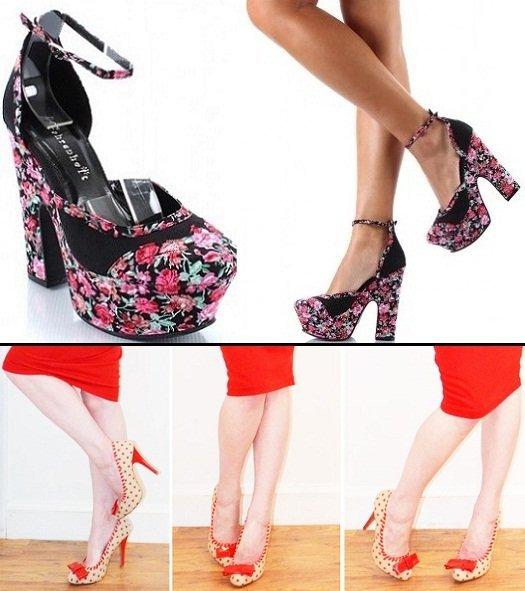 b2802a589e Como usar sapato estampado  - Amo Sapatos