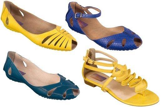 9078286608 Coleção de sapatos da novela Flor do Caribe por Bottero